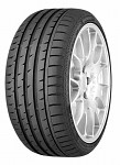 CONTINENTAL ContiSportContact 3 255/45R17 98W FR