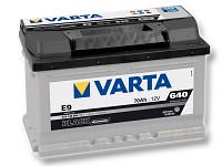 Varta Black Dynamic 12V 70Ah 640A, 570 144 064